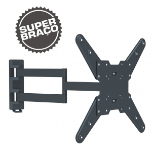 suporte-para-tv-lcdled-de-26-ate-47-super-braco-fixatek-ft4461s-preto